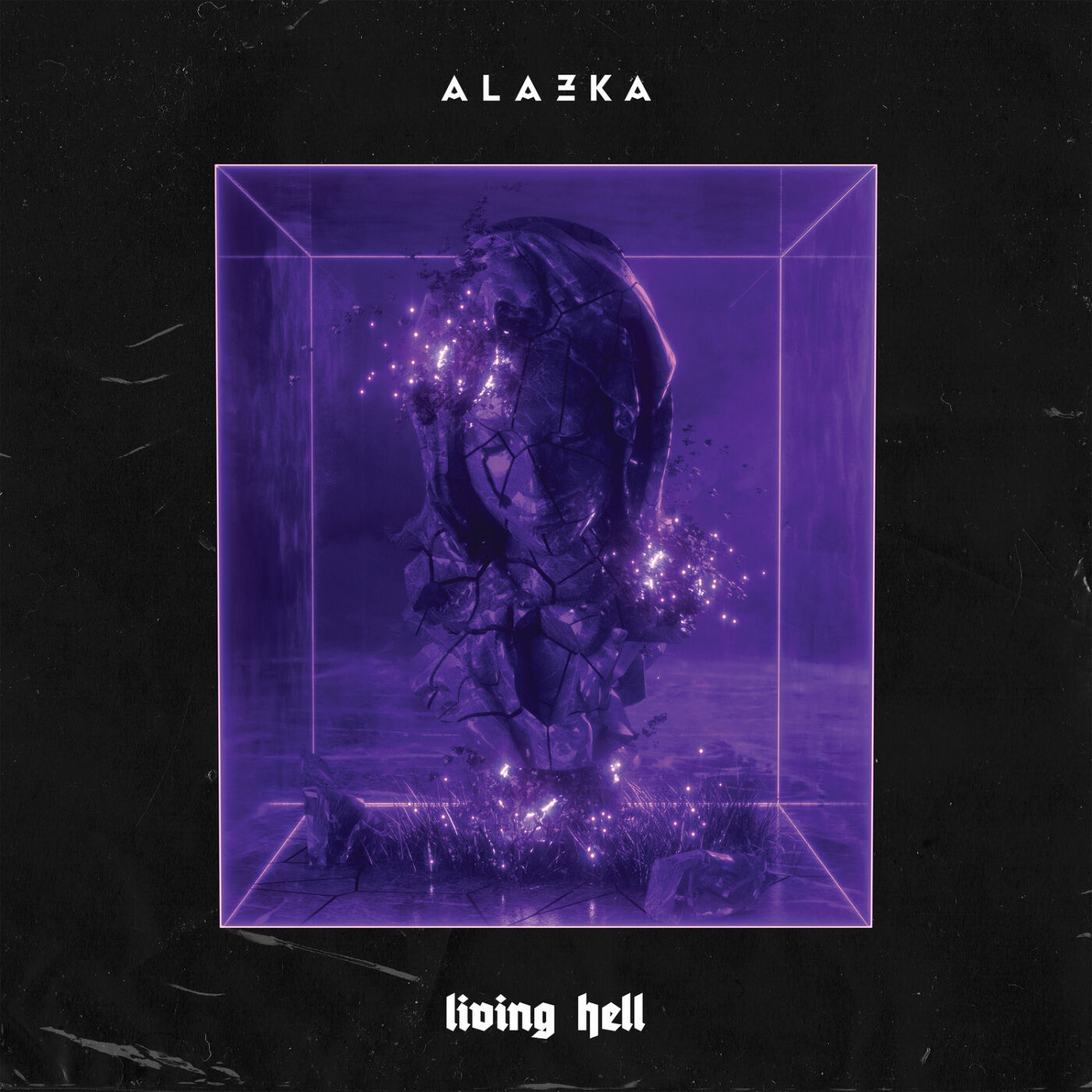 Alazka - Living Hell [single] (2020)