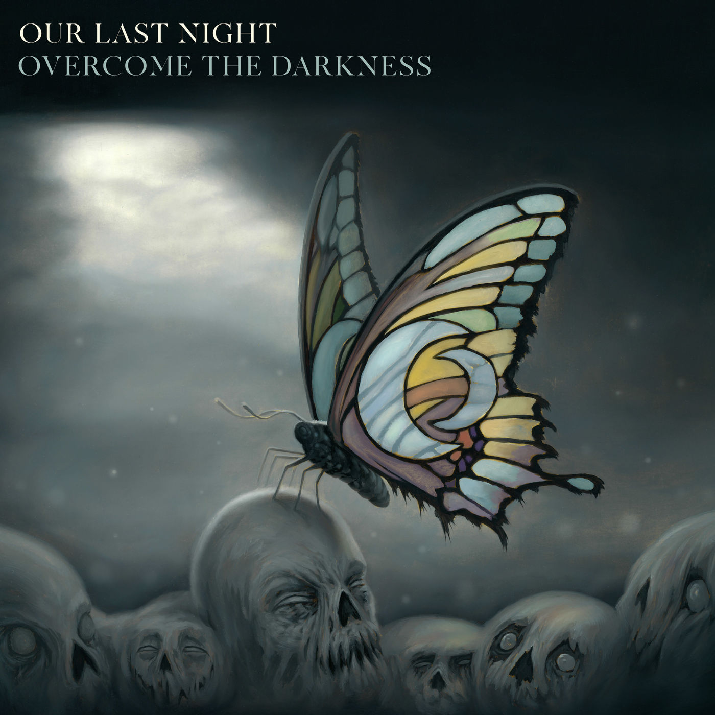 Our Last Night - Overcome The Darkness [EP] (2019)