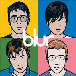 Album cover of Blur: The Best Of