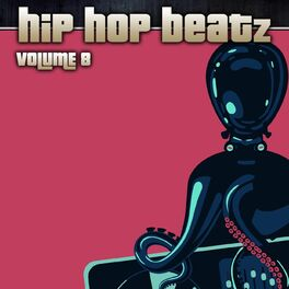 Album cover of Hip Hop Beatz, Vol. 8