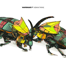 Album cover of Watergate 25 (Mixed Tracks)