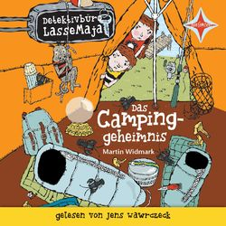 Detektivbüro LasseMaja - Das Campinggeheimnis