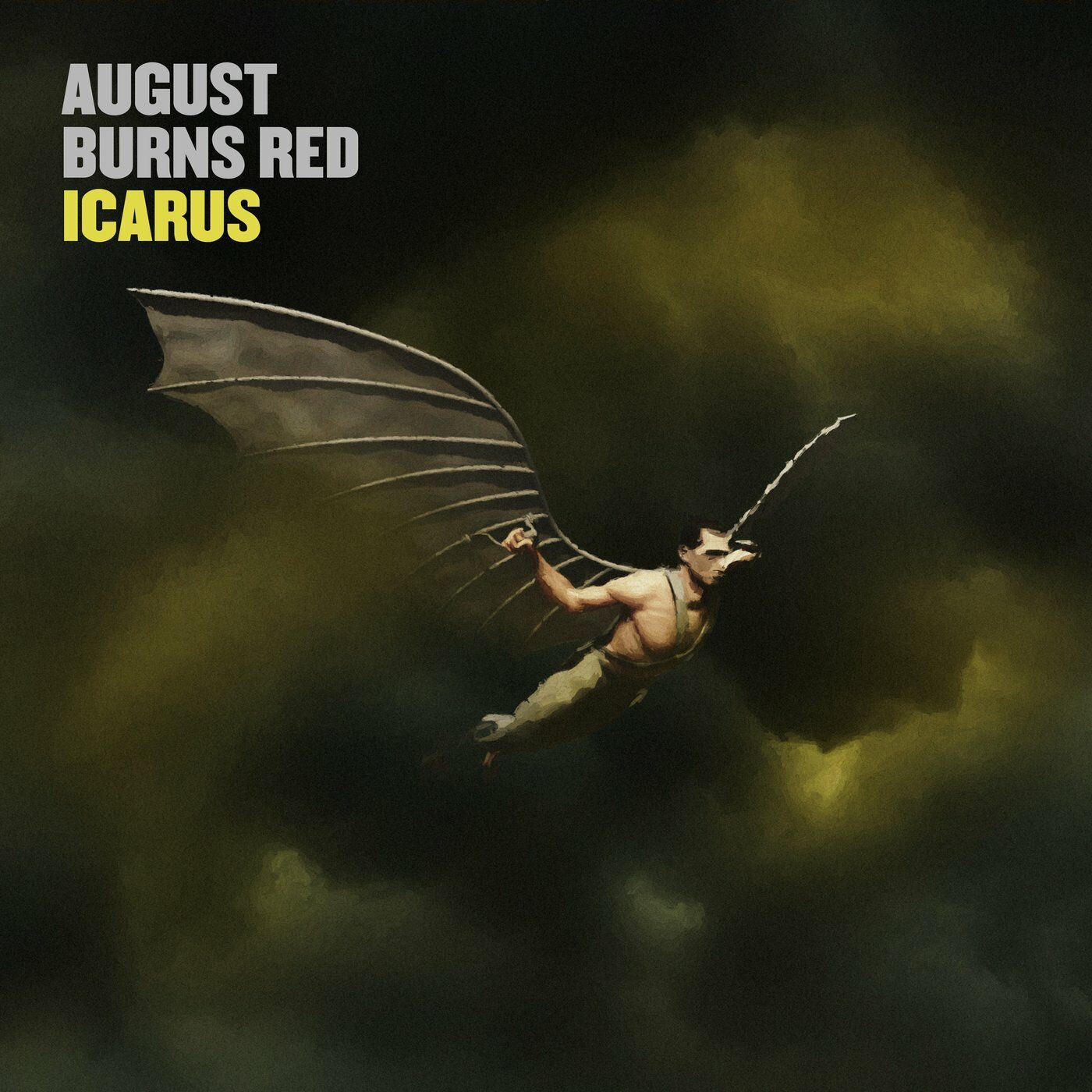 August Burns Red - Icarus [single] (2021)