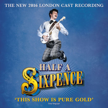 Half a Sixpence cover