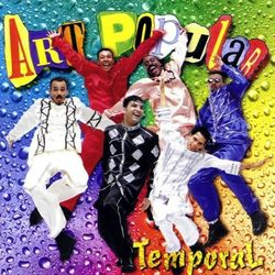 Art Popular – Temporal 1996 CD Completo