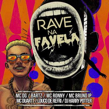 Rave na Favela cover