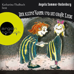 Der kleine Vampir, Band 5: Der kleine Vampir und die große Liebe (Ungekürzte Lesung mit Musik)