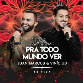 Album cover of Pra Todo Mundo Ver (Ao Vivo Em São José Do Rio Preto / 2019 / Vol. 2)