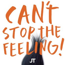 Album cover of CAN'T STOP THE FEELING! (Original Song from DreamWorks Animation's