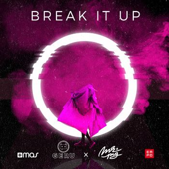 Break It Up cover