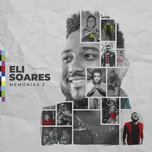 Capa Eli Soares – Memórias 2 (Ao Vivo) 2020