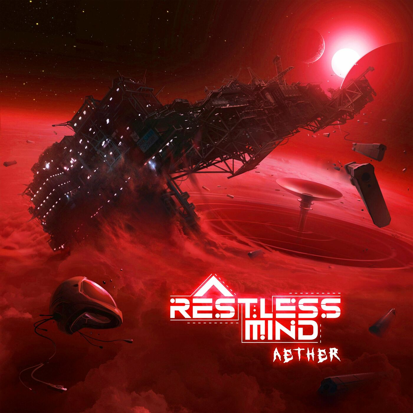 A Restless Mind - Aether (Instrumental) [EP] (2021)