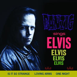 Danzig – Sings Elvis 2020 CD Completo
