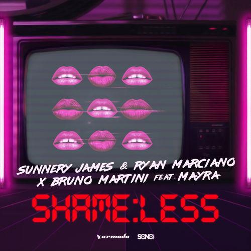 Baixar Single Shameless – Sunnery James & Ryan Marciano, Bruno Martini, Mayra (2019) Grátis