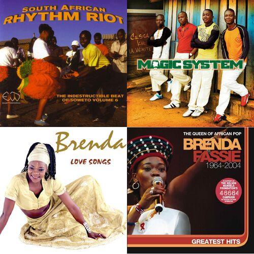 Brenda Fassie playlist - Listen now on Deezer | Music Streaming