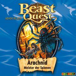 Arachnid, Meister der Spinnen - Beast Quest 11