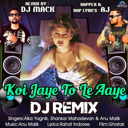 Alka Yagnik: Koi Jaye To Le Aaye (DJ Remix) - Music Streaming