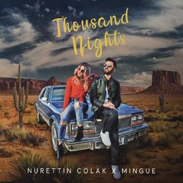 Album cover of Thousand Nights