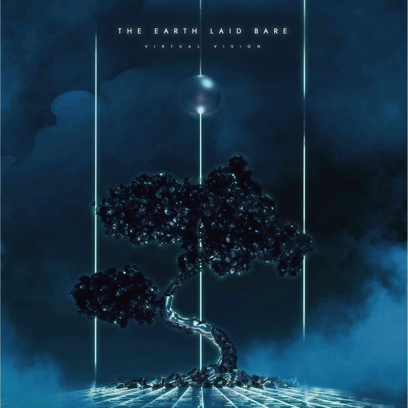 The Earth Laid Bare - Virtual Vision [single] (2020)