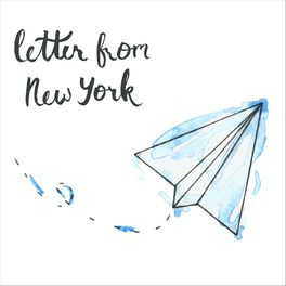 Album cover of Letter from New York