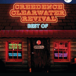 Album cover of Creedence Clearwater Revival - Best Of