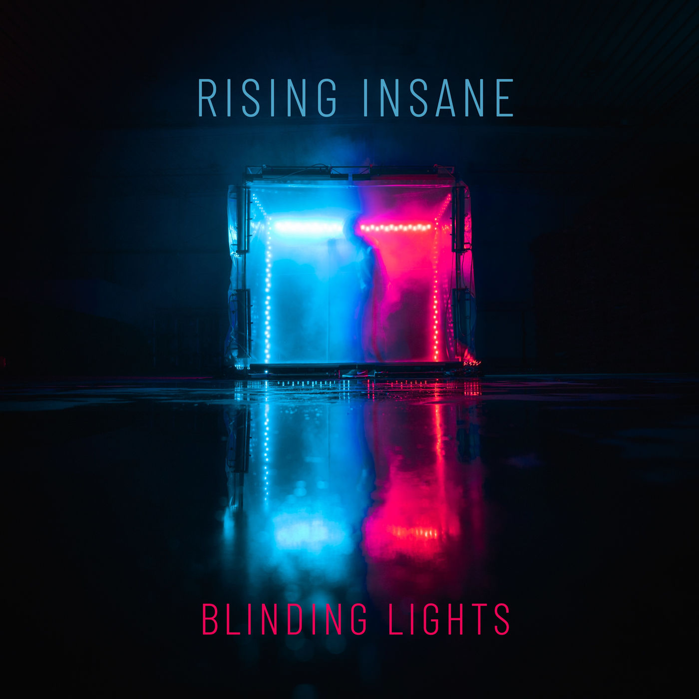 Rising Insane - Blinding Lights [single] (2020)