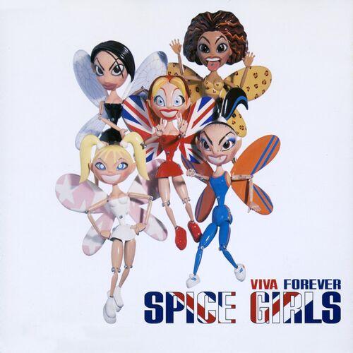 Baixar CD Viva Forever – Spice Girls (2007) Grátis