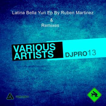 Latina Bella Yuri cover