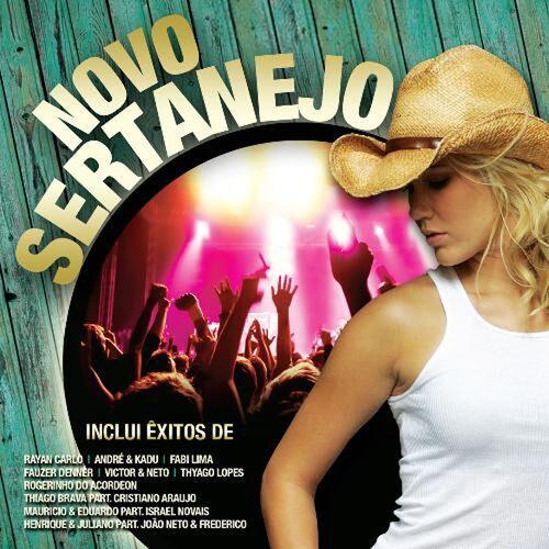CD Novo Sertanejo – Lançamento 2017