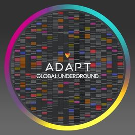 Album cover of Global Underground: Adapt (Mixed)