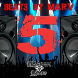 Album cover of Beats by Marv 5