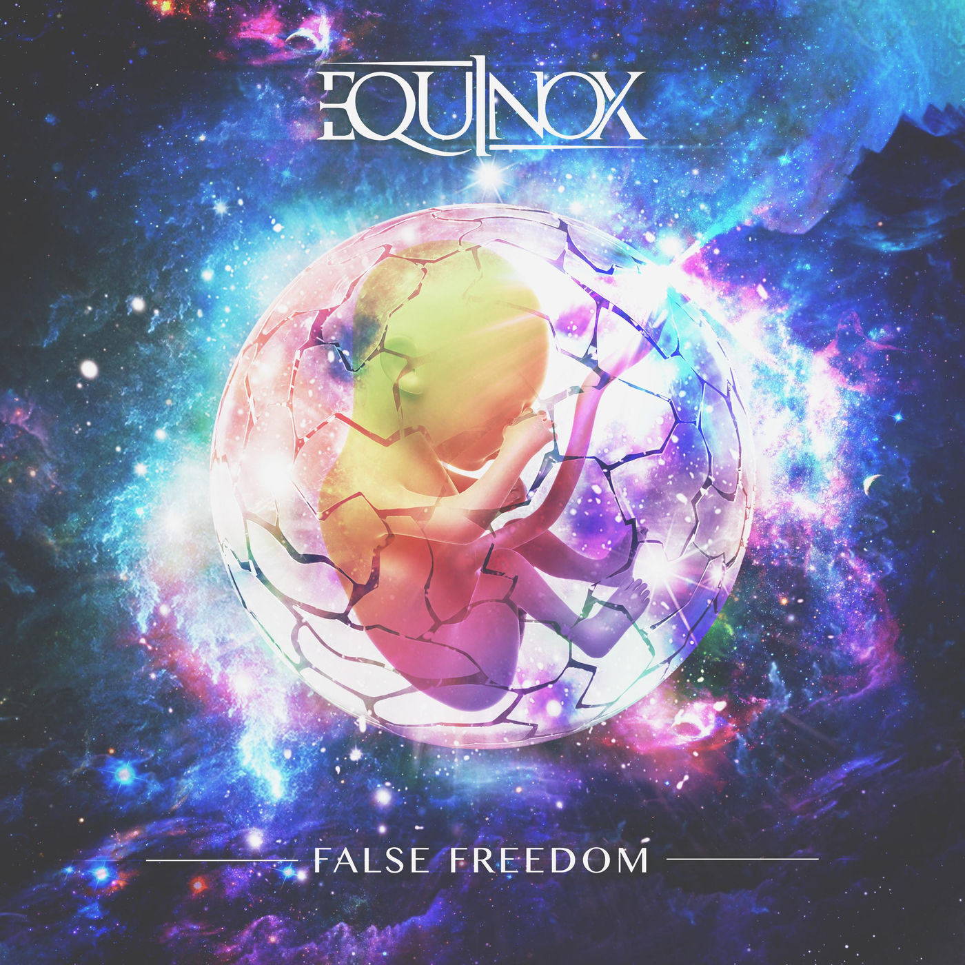 EQNX - False Freedom [EP] (2020)