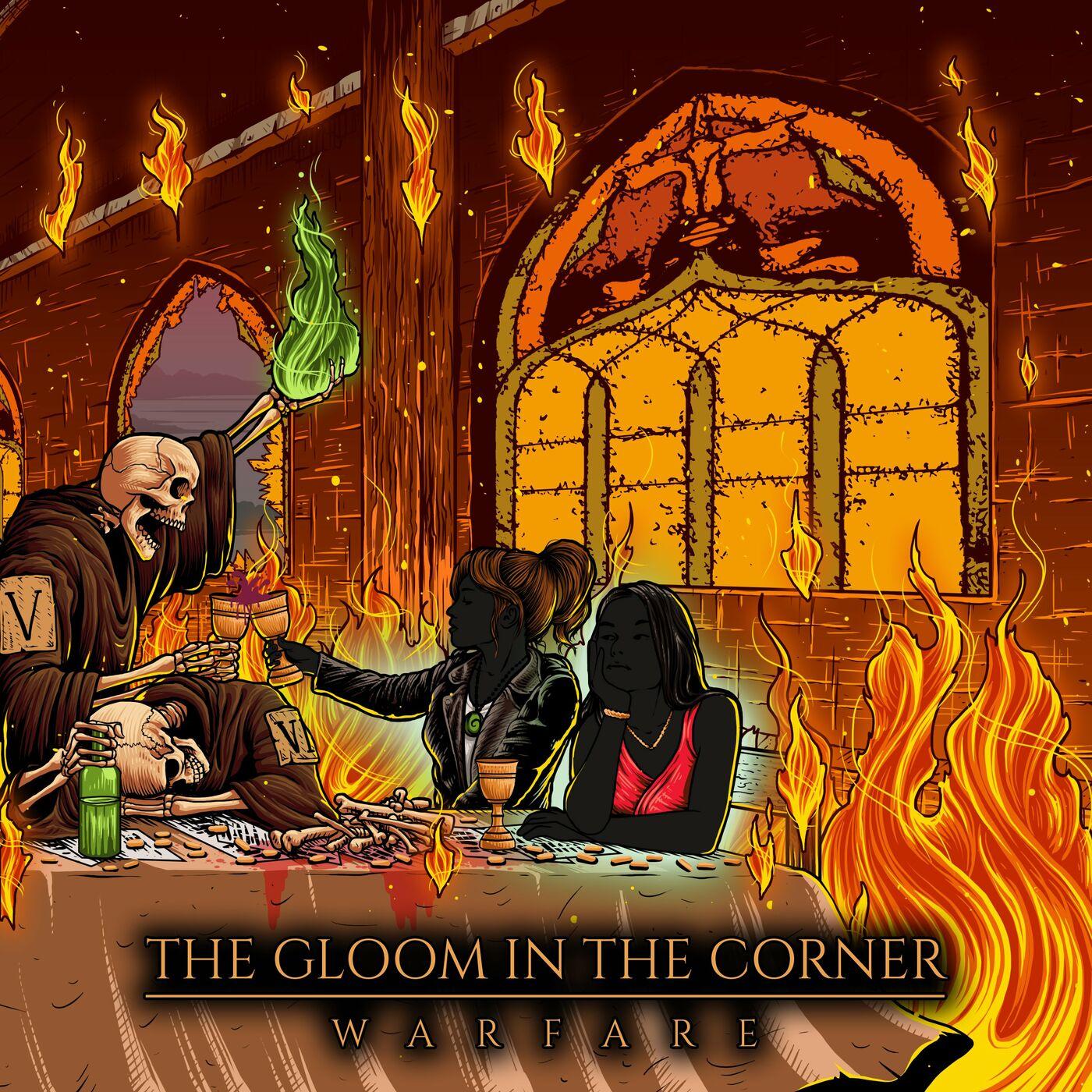 The Gloom In The Corner - Warfare [single] (2020)