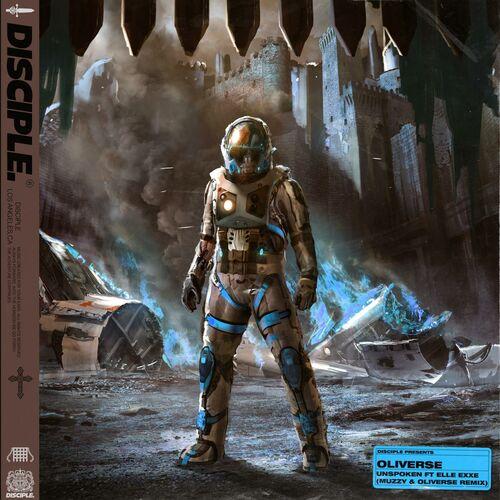 Oliverse - Unspoken (Muzzy & Oliverse Remix) [Single] 2019