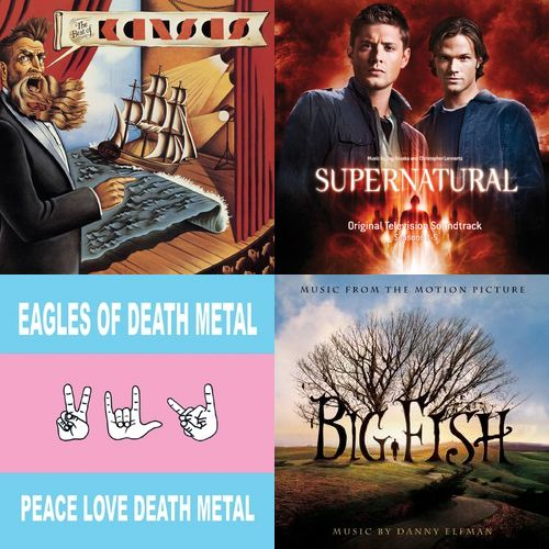 Supernatural : 2005-2018 playlist - Listen now on Deezer