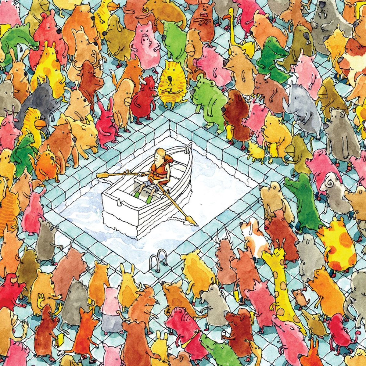 Dance Gavin Dance - Happiness (2009)