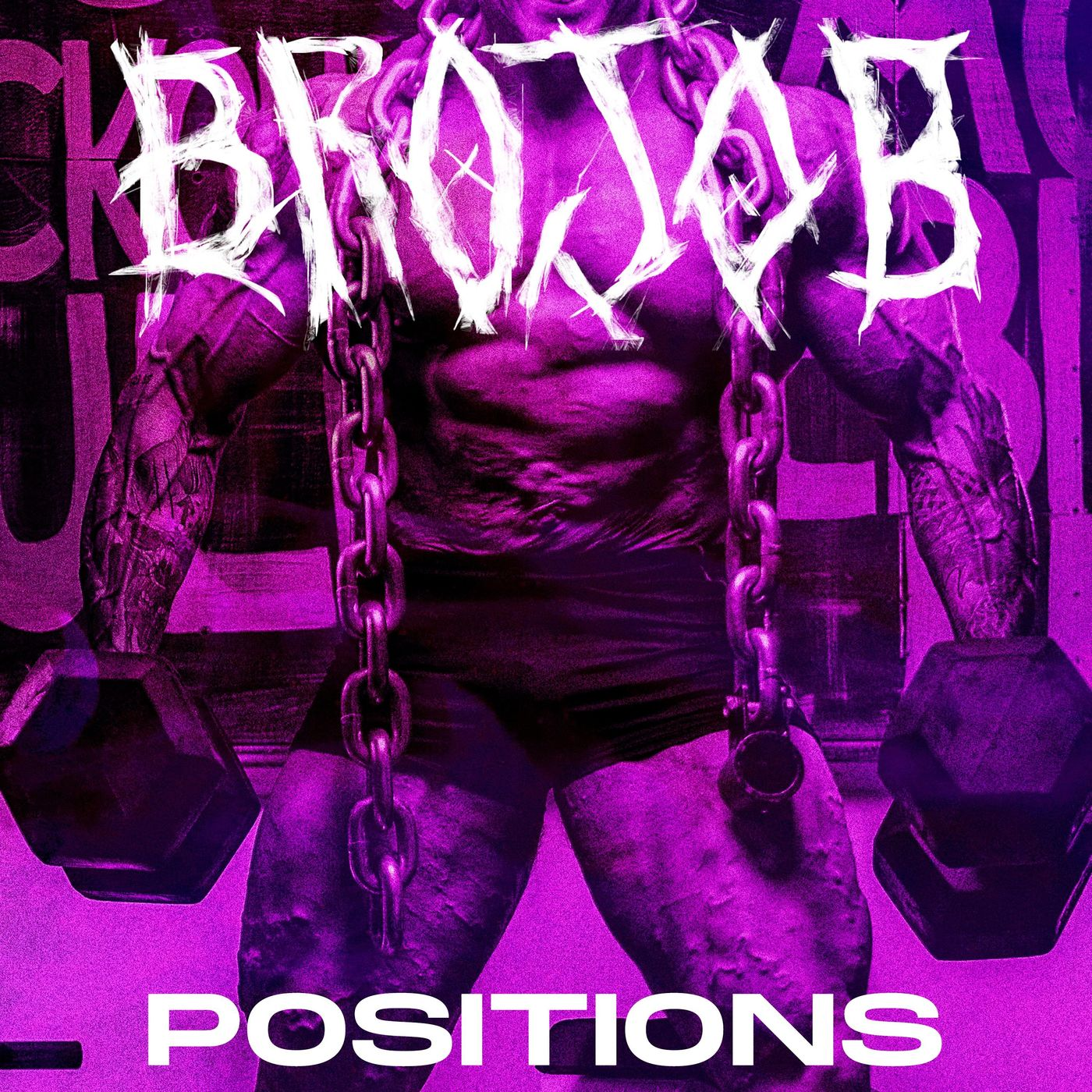 Brojob - POSITIONS [single] (2021)