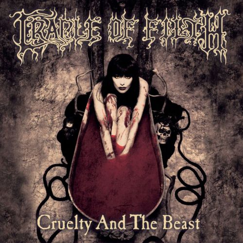 Baixar Single Cruelty & The Beast, Baixar CD Cruelty & The Beast, Baixar Cruelty & The Beast, Baixar Música Cruelty & The Beast - Cradle of Filth 2018, Baixar Música Cradle of Filth - Cruelty & The Beast 2018