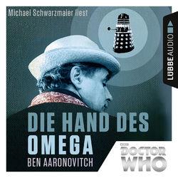 Die Hand des Omega - Doctor Who Romane 1