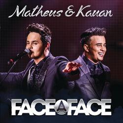 Matheus e Kauan – Face A Face (Live) 2015 CD Completo