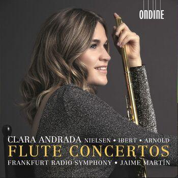 Flute Concerto No. 1, Op. 45: I. Allegro cover