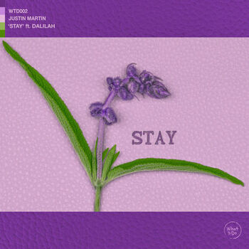 Stay (feat. Dalilah) cover