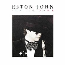 Nikita - Elton John Chords