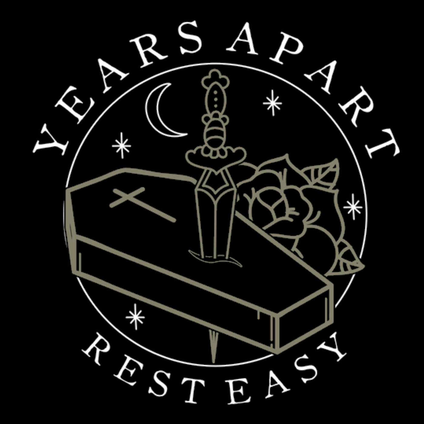 Years Apart - Rest Easy [EP] (2018)