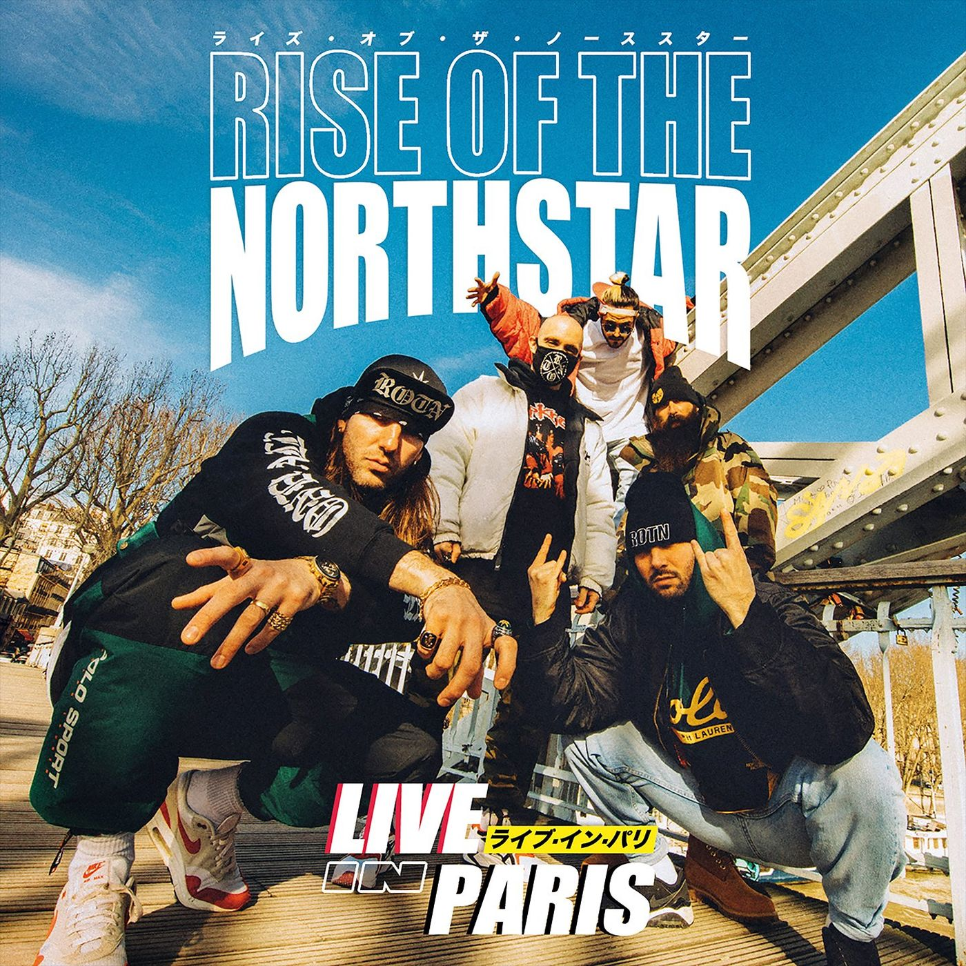 Rise Of The Northstar - Live In Paris [EP] (2020)