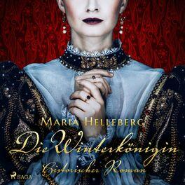 Album cover of Die Winterkönigin - Ein historischer Roman