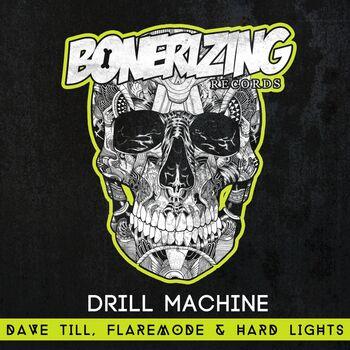 Drill Machine cover