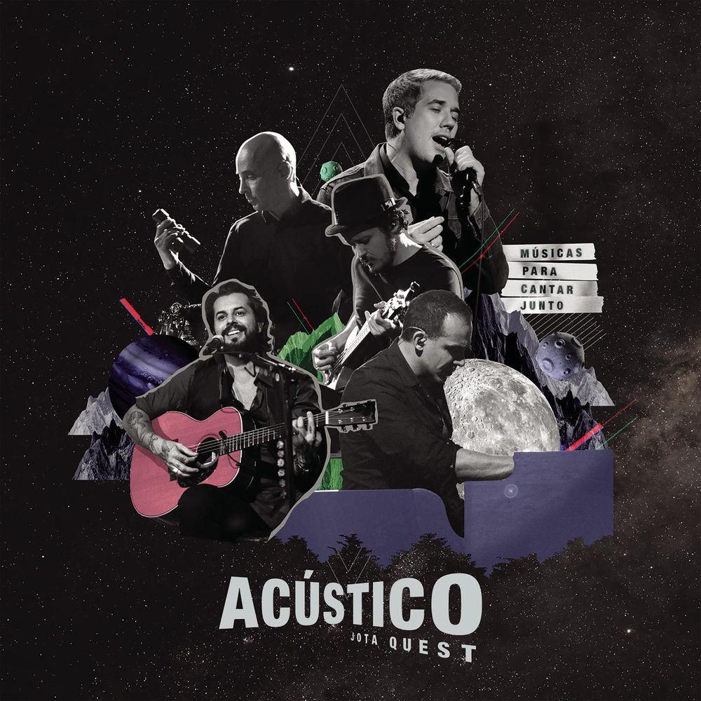 CD Acústico Jota Quest – Jota Quest (2017)