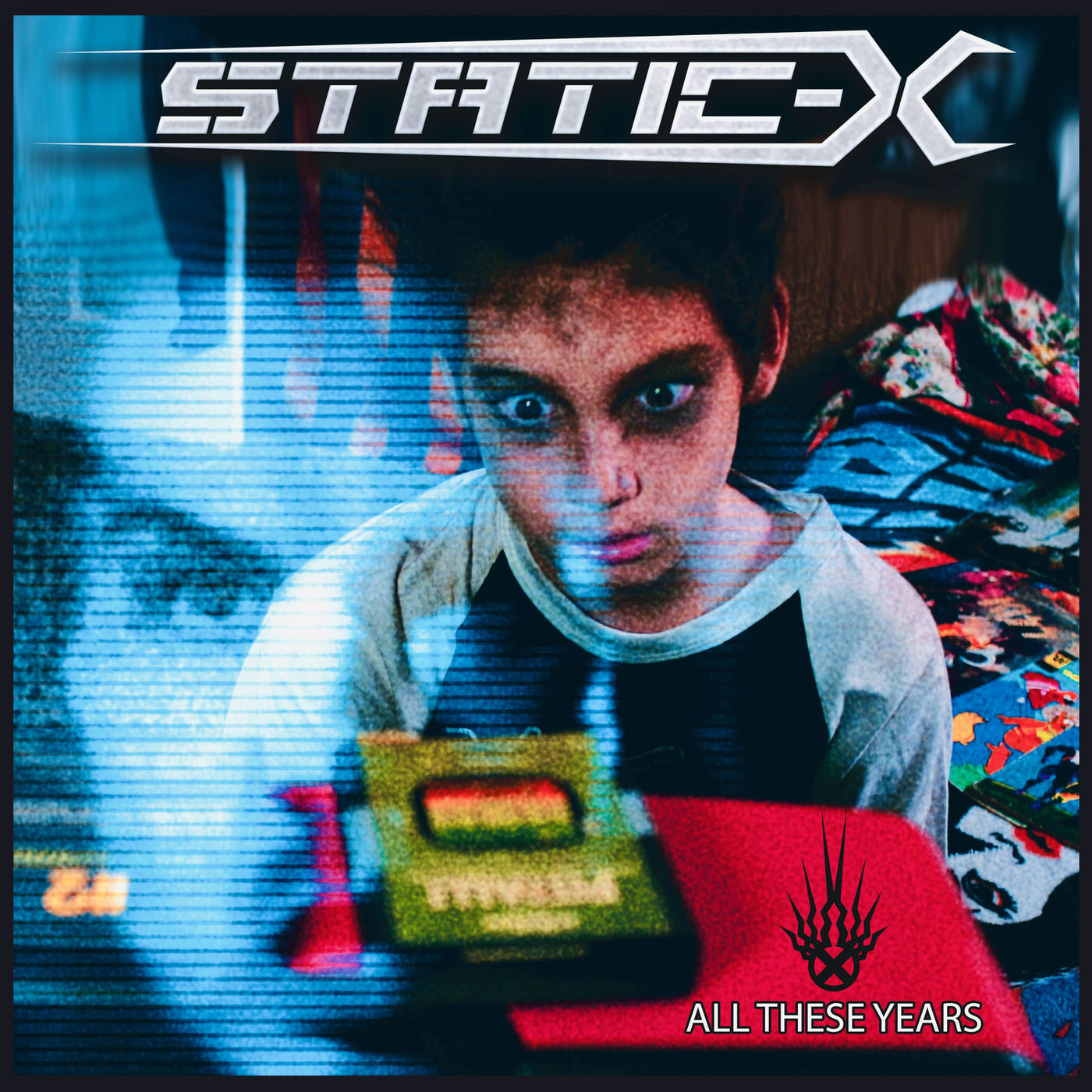 Static-X - All These Years [single] (2020)