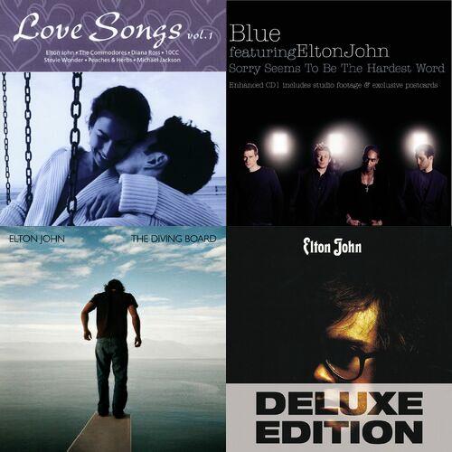 ELTON JOHN playlist - Listen now on Deezer   Music Streaming